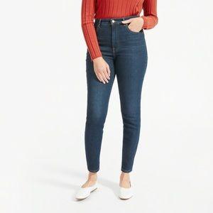 Everlane High Rise Skinny Jeans
